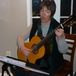 Mary Straight Classical Celtic Guitar
